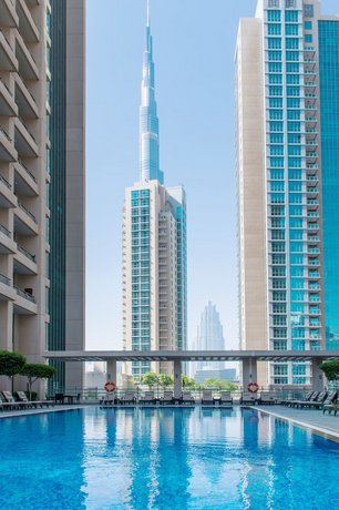 Dream Inn Dubai Apartments - Boulevard Central