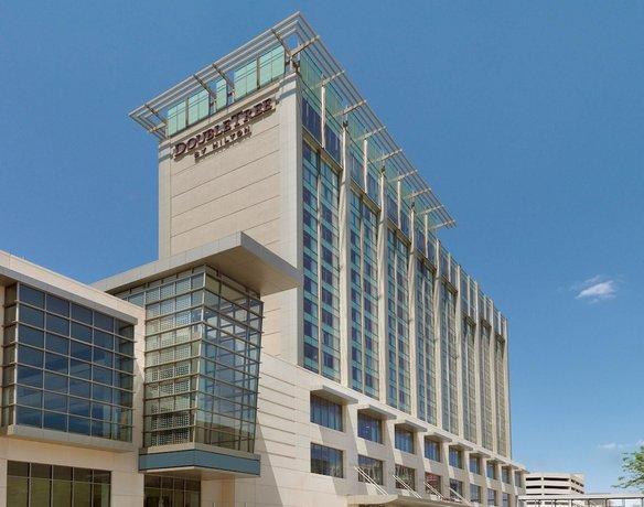 DoubleTree by Hilton Hotel Cedar Rapids Convention Complex