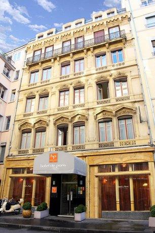 Hotel de Paris Lyon
