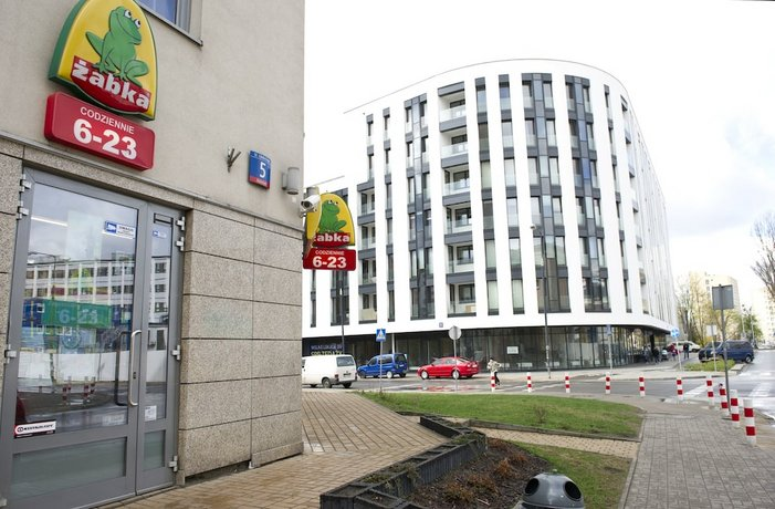 Goodnight Warsaw Apartments Dzielna