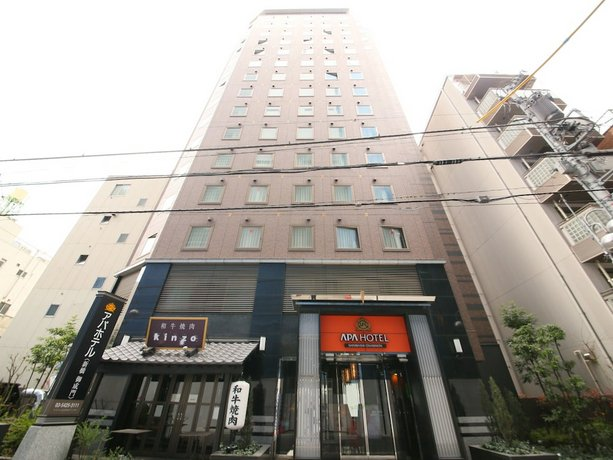 APA Hotel Shimbashi Onarimon