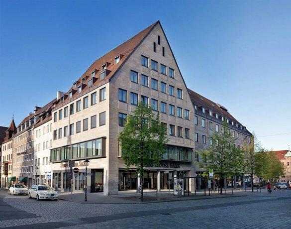 Sorat Hotel Saxx Nurnberg
