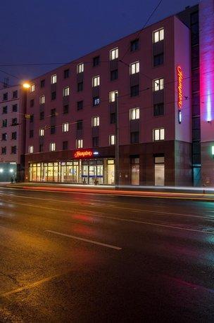 Hampton by Hilton Nurnberg City Center