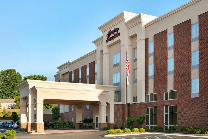 Hampton Inn and Suites Parkersburg Downtown