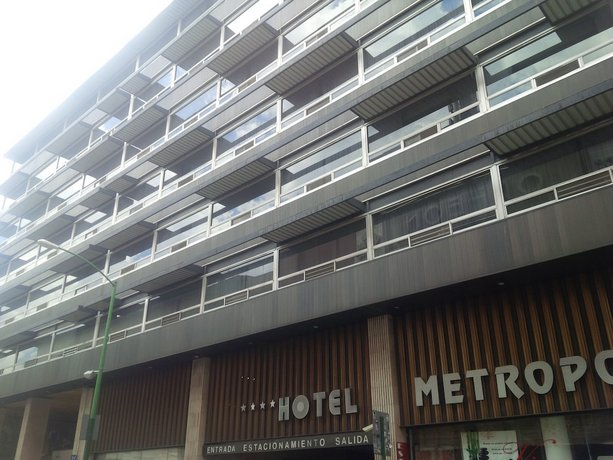 Hotel Metropol Mexico City