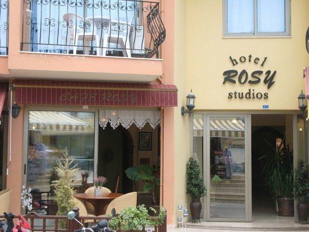 About Hotel Rosy Suites Kusadasi
