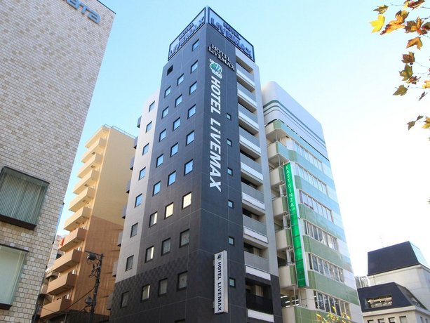 Hotel Livemax Higashi Ginza
