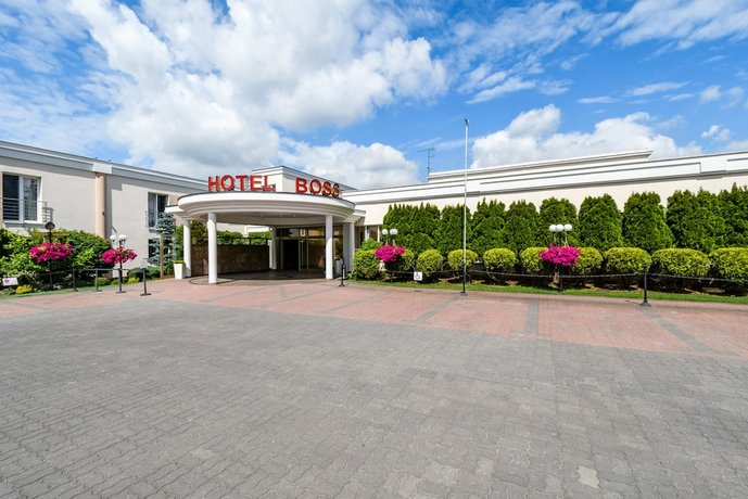 Hotel Boss Warszawa
