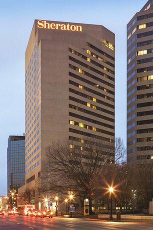 Sheraton Hotel Columbus Capitol Square
