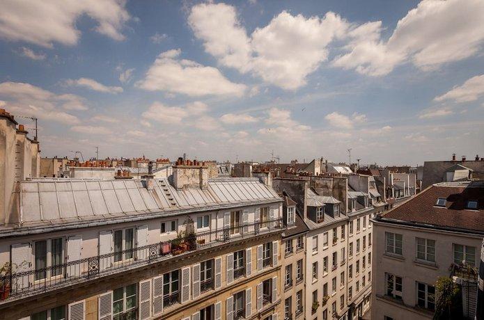 Hôtel Le Compostelle Le Marais