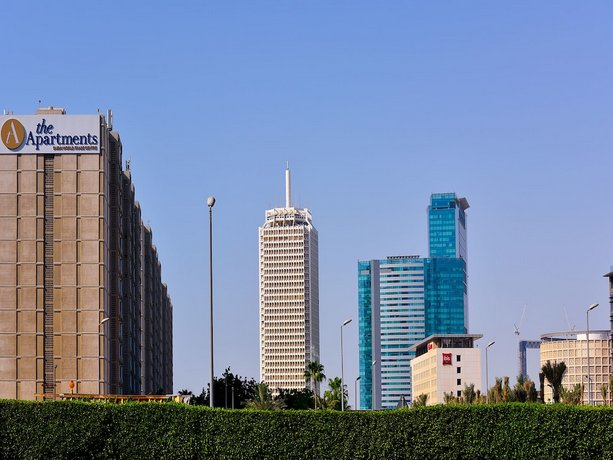 The Apartments Dubai World Trade Centre Hotel Apartments