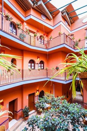 Hotel Patio de La Alameda Sevilla