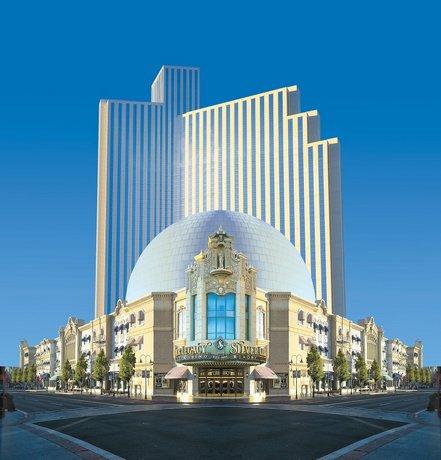 Silver Legacy Reno Resort Casino at THE ROW