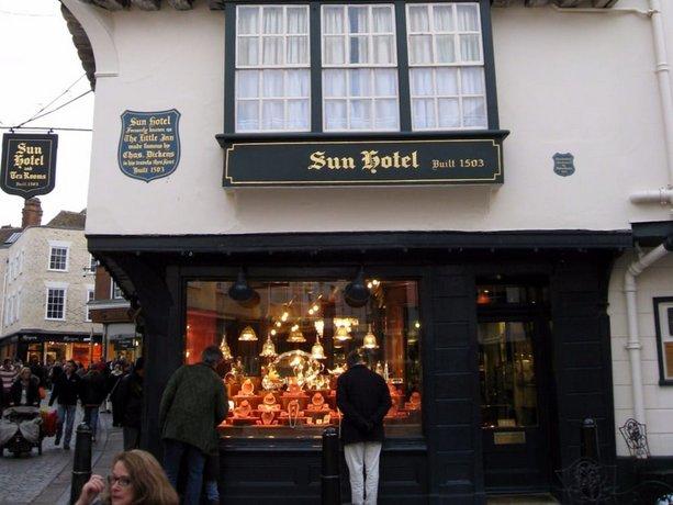 Sun Hotel Canterbury
