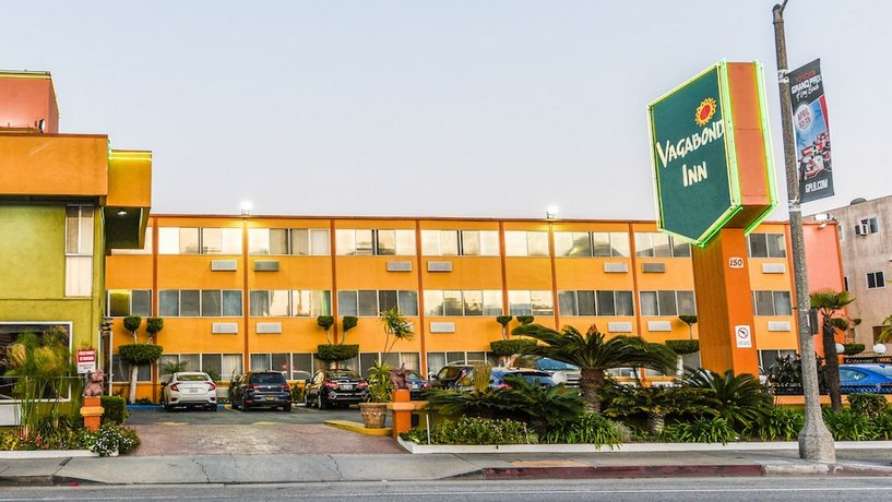 Vagabond Inn Long Beach