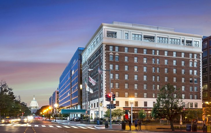 Phoenix Park Hotel Washington D.C.