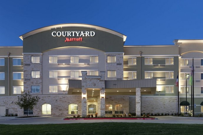 Courtyard by Marriott Dallas Plano Richardson