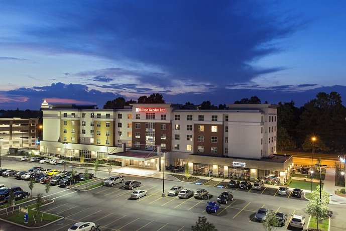 Hilton Garden Inn Rochester University
