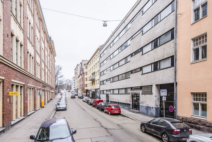 Helsinki South Central Apartment Peramies