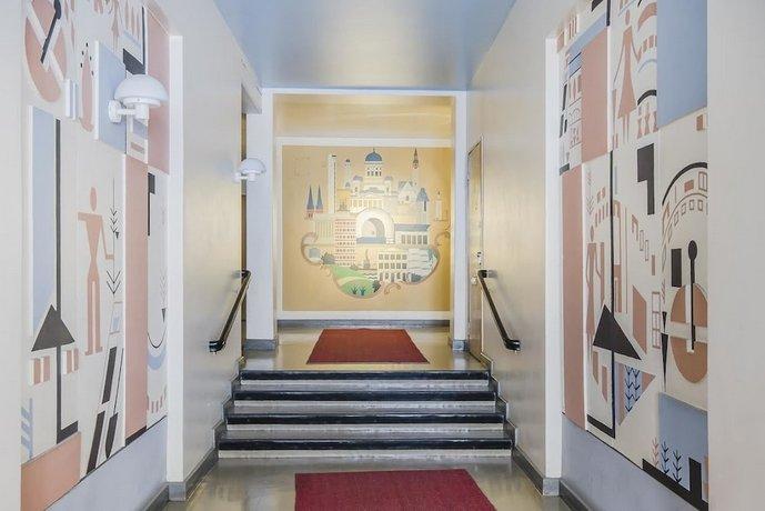 Helsinki South Central Apartment Vuorimies