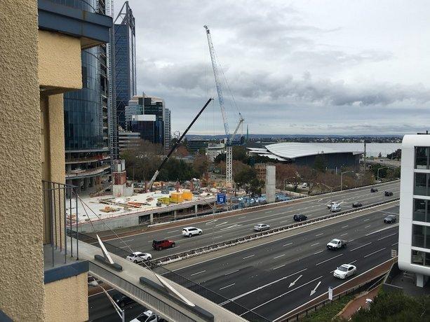 Mountway Holiday Apartments  Perth