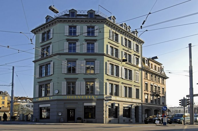 Hotel Helvetia Zurich