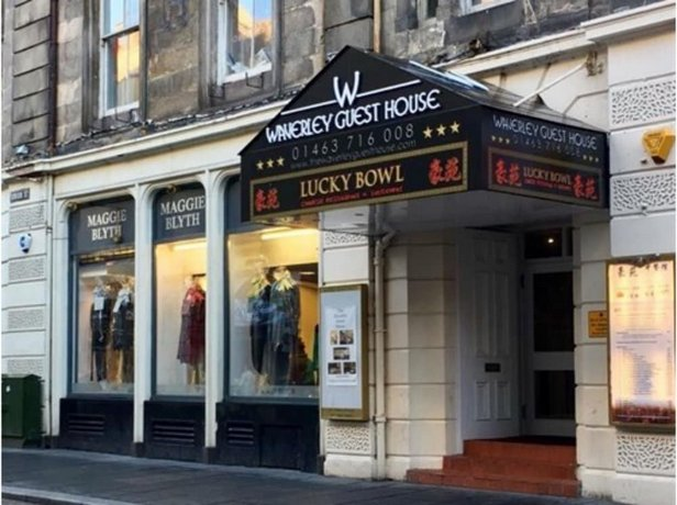 The Waverley Guest House Inverness