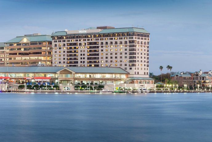 The Westin Tampa Waterside
