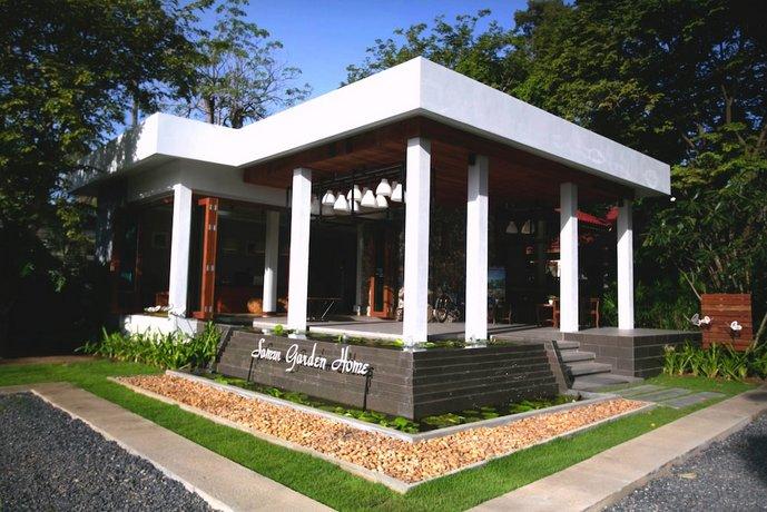 Grand Villa Beach Front By Samui Garden Home