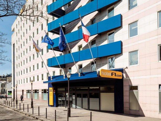 Hôtel hotelF1 Paris Porte de Montmartre