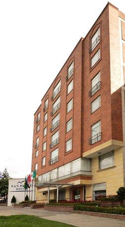 Hotel San Pablo Bogota