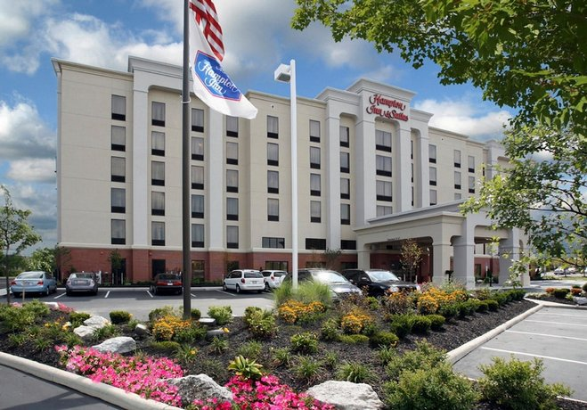 Hampton Inn & Suites Columbus Polaris