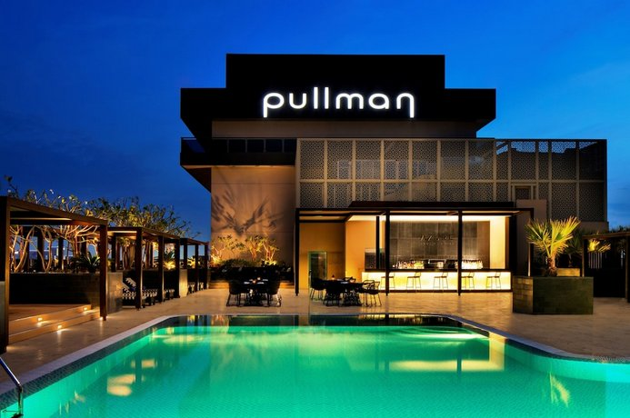 Pullman Dubai Creek City Centre Residences