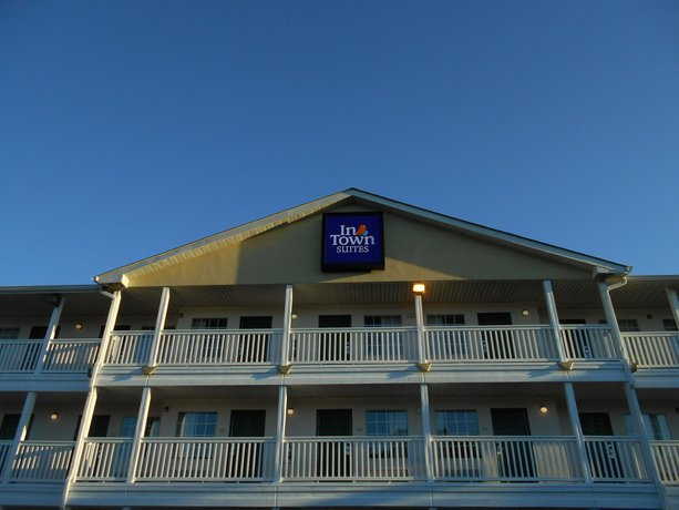 InTown Suites Extended Stay Chesapeake/ I-64