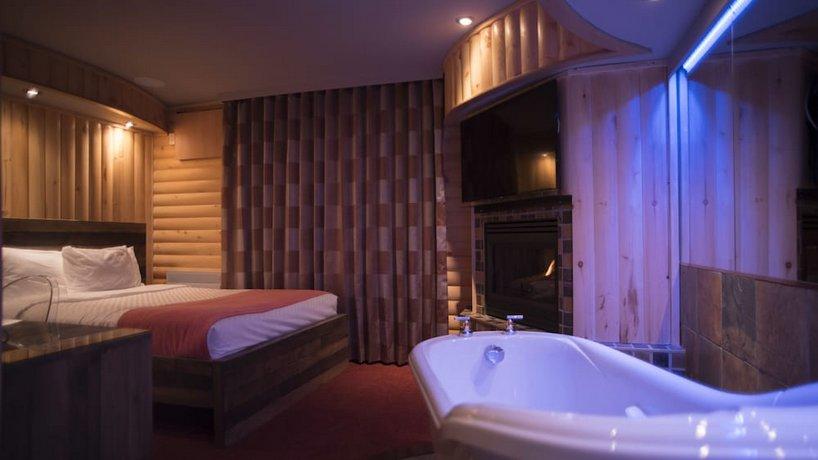 spa hotel le finlandais rosemere. Black Bedroom Furniture Sets. Home Design Ideas