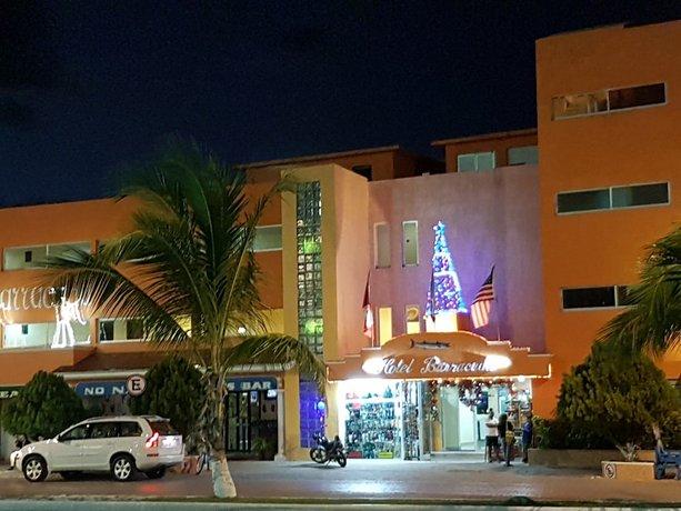 Hotel Barracuda San Miguel de Cozumel