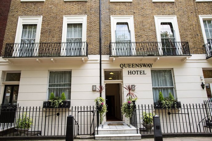 Queensway Hotel Sure Hotel Collection by Best Western, London
