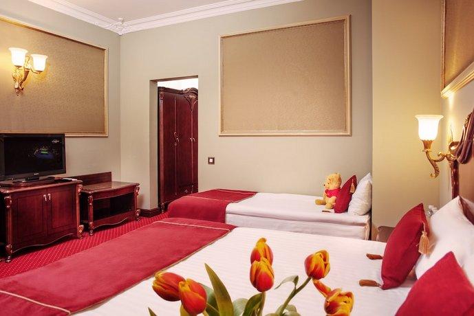 מלון סטארו קייב צילום של הוטלס קומביינד - למטייל (3)