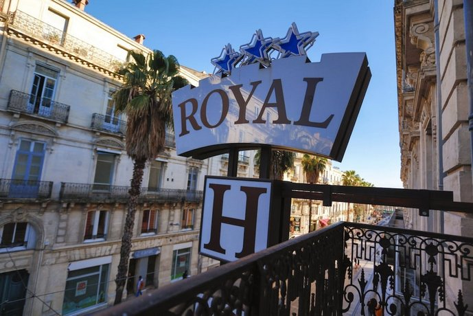 Hotel Royal Montpellier