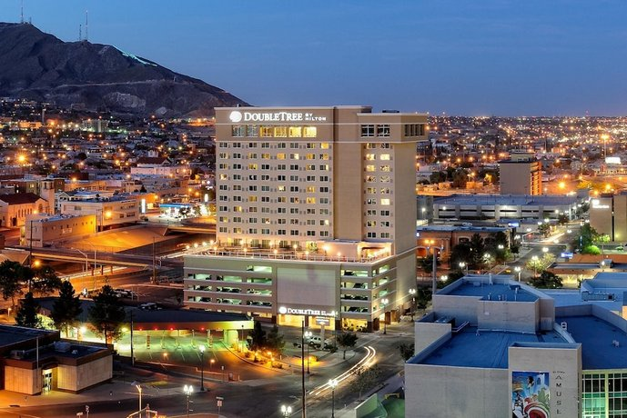 DoubleTree by Hilton El Paso Downtown/City Center
