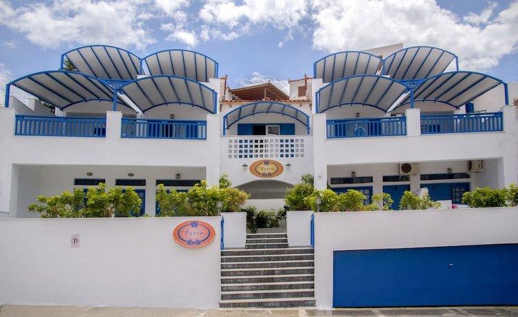 Erato Apartments Andros Island
