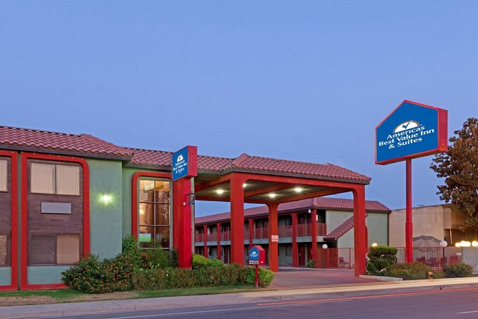America's Best Value Inn & Suites Bakersfield Central