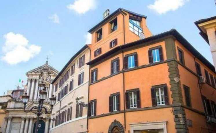 Hotel Fontana Rome