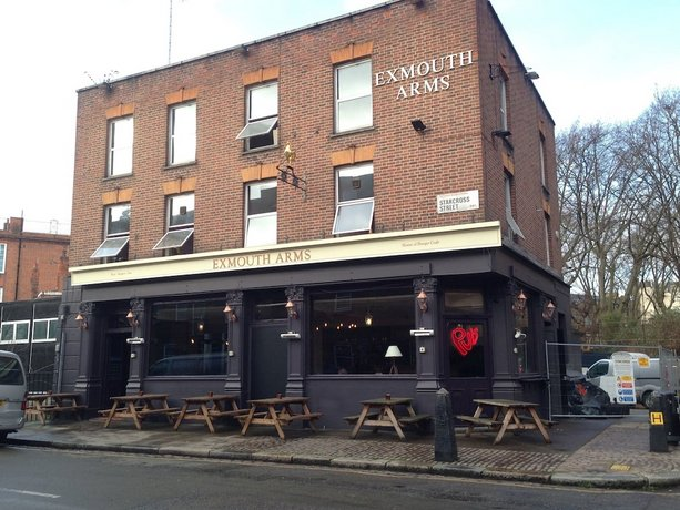 PubLove @ The Exmouth Arms Euston