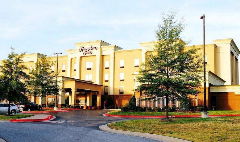 Hampton Inn Fayetteville Fayetteville Arkansas