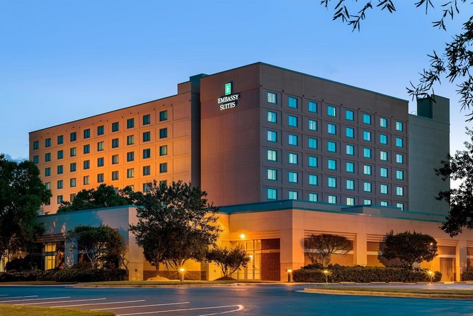 Embassy Suites Raleigh - Durham Research Triangle