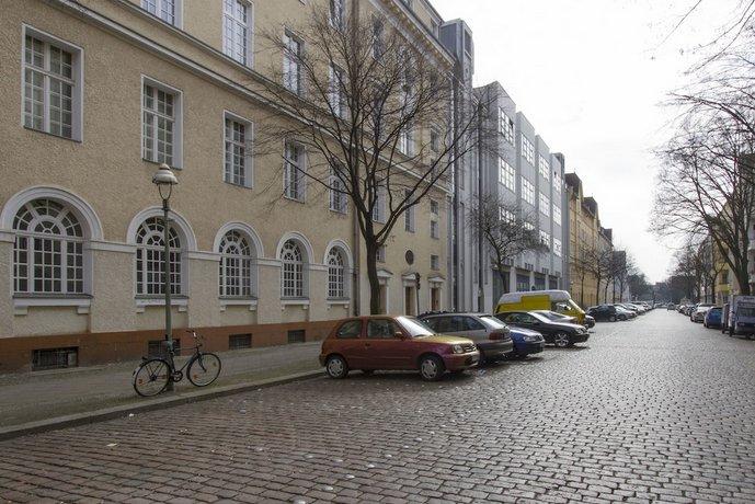 Apartment am Schillerpark