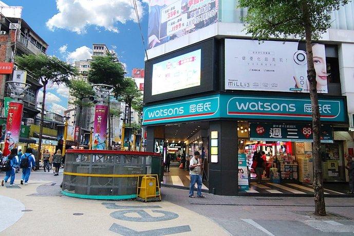 下一站。台北