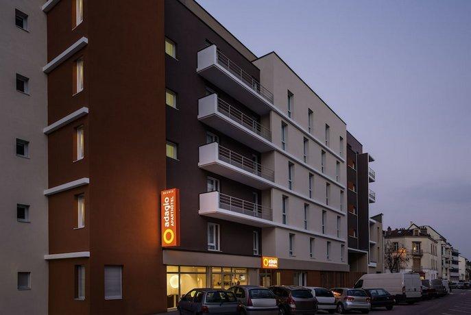 Aparthotel Adagio Access Dijon Republique