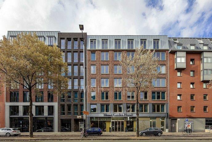 Monet Garden Hotel Amsterdam
